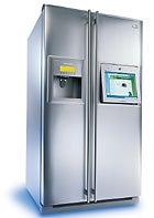 LG Internet Refrigerator