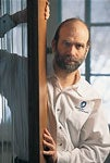 "Bruce Schneier, CTO, Counterpane Internet Security: ""Keep your laptop with you at all times, like a wallet or purse. Regularly purge unneeded files from it, and encrypt the rest."""