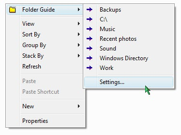 how to move folders on first drive to second