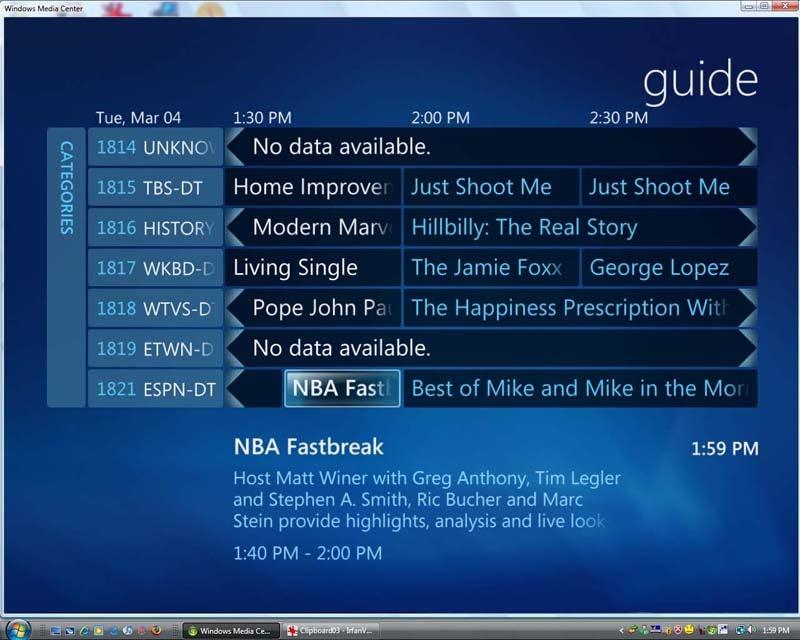 Radio Tuner Free For Windows Media Center