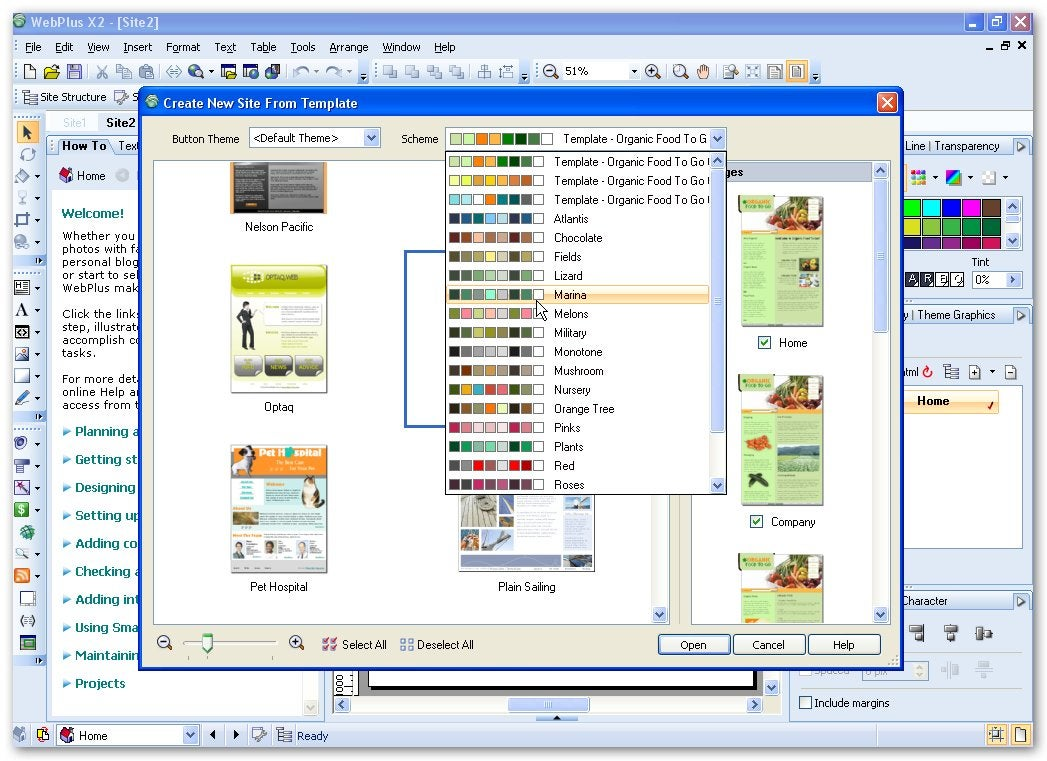 What 39 s the best easy web design tool pcworld for Program design tools