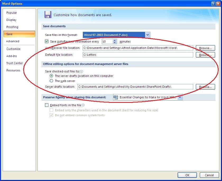 Customize Microsoft Word 2007 for Maximum Efficiency | PCWorld