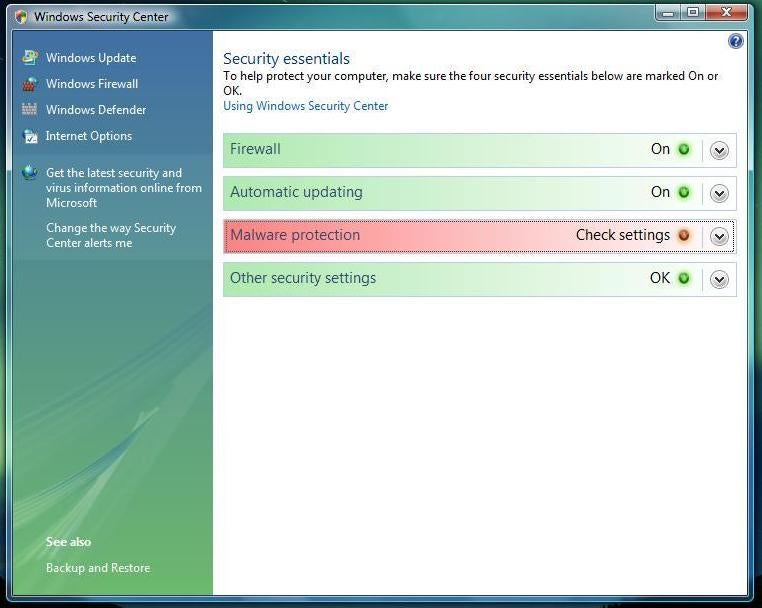 Secure Your Vista PC in 10 Easy Steps | PCWorld
