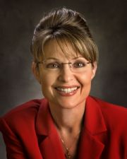 Gov. Sarah Palin, R-Alaska