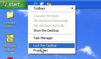 How Did My Taskbar Get up There? | PCWorld