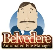 Belvedere file manager software
