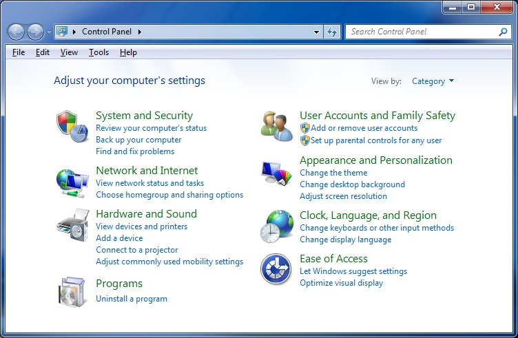 how to delete pc user account windows 8
