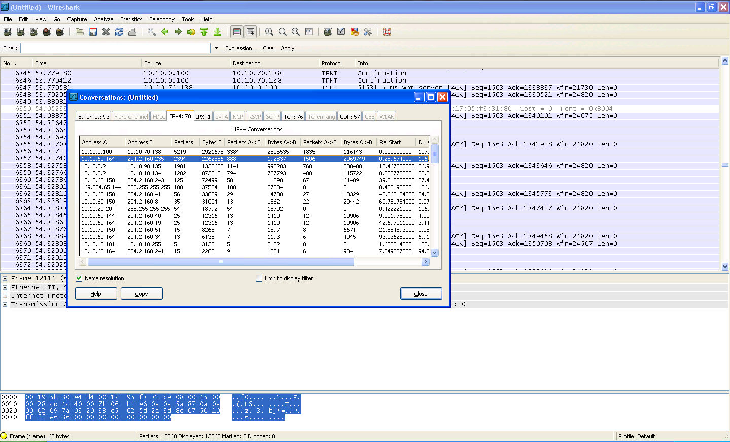 Track Down Network Problems With Wireshark | PCWorld