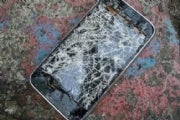 If your phone is this badly busted, tech support probably won't help.
