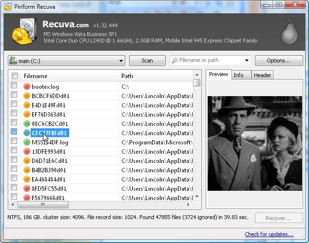 Recover Missing Files | PCWorld