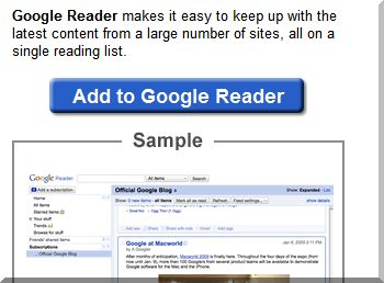 Google Reader 101: Getting Started With RSS | PCWorld