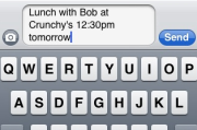 Use Text Messaging to Add Events to Google Calendar