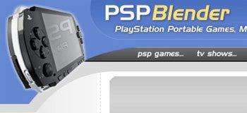 PSP Blender
