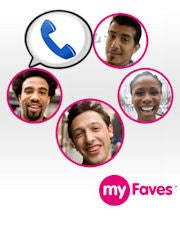 T-Mobile MyFaves