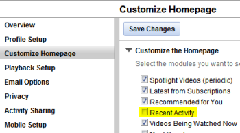 Customize Your YouTube Homepage | PCWorld