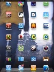 Infiniboard on the iPad