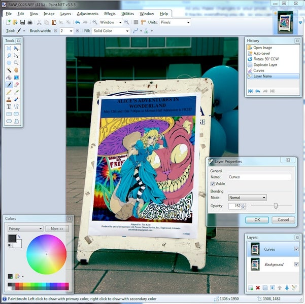 How To Use Magnetic Lasso Tool In Paint Net