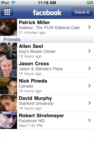 How To Use Facebook Places   PCWorld