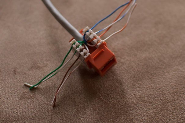 Ethernet Wiring Straightthrough Cable Colors