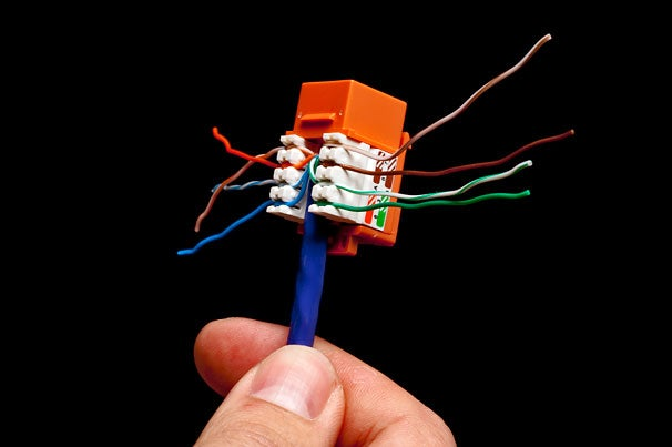 Wire Your Home for Ethernet | PCWorld