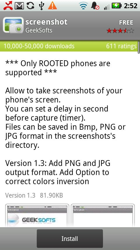 How to take a screenshot on any Android phone | Greenbot