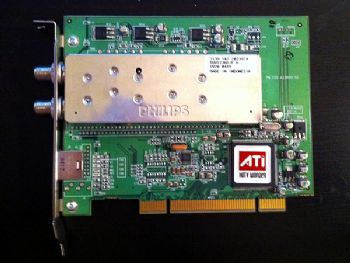 ATI TV-tuner card
