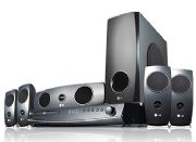 LG LHT854 home theater systems