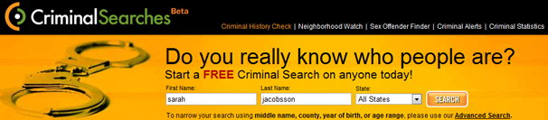 Criminal History Check Free >> How To Run An Online Background Check For Free Pcworld