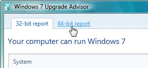 windows 7 32 bit to 64 bit download
