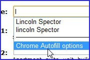 Edit Your Browser's AutoFill or AutoComplete--and Protect