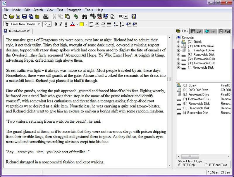 Microsoft Word Alternatives: Wordsmiths, Rejoice! | PCWorld
