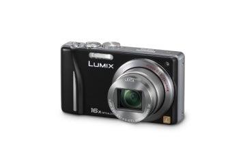 new panasonic lumix cameras 3d gps and ghost free photos techhive rh techhive com Panasonic Lumix G Panasonic Lumix GH3