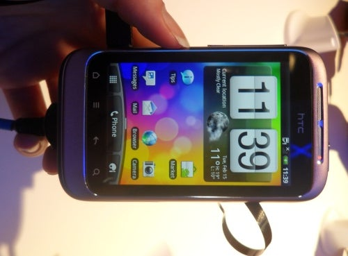 HTC Wildfire S: First Impressions