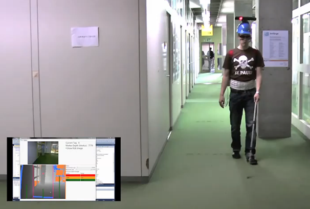Kinect Hack Helps The Blind Navigate Pcworld