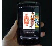 HTC Sensation smartphone: multimedia.