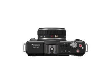 Panasonic Lumix DMC-GF2 compact interchangeable-lens camera