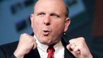 Microsoft's Steve Ballmer is Rated Third-Worst Tech Company CEO