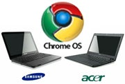 Battle of the Chromebooks: Acer vs. Samsung