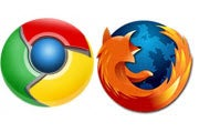 Chrome Edges Firefox for Second Place in Browser Battle