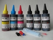 First Jumbo printer ink refill kit