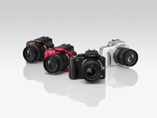 Panasonic Lumix DMC-G3 compact interchangeable-lens camera