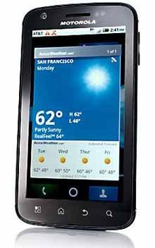 AT&T's Motorola Atrix 4G