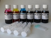 Second Jumbo printer ink refill kit
