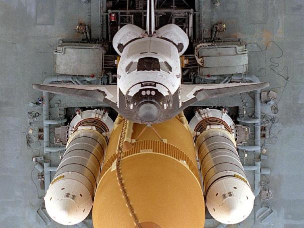 how many space shuttle missions were launched - photo #36