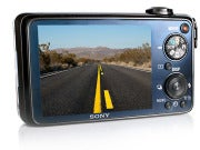 Sony Cyber-shot DSC-WX10 point-and-shoot camera