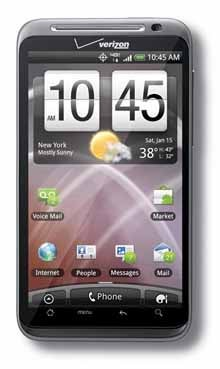 Verizon's HTC ThunderBolt
