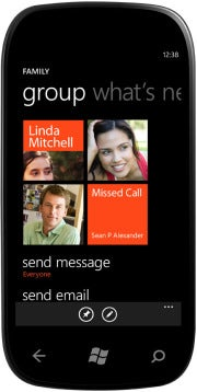 Contact groups in Mango.