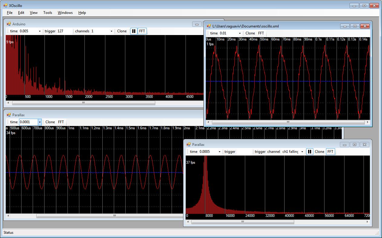 Building A Oscilloscope : Make an arduino board oscilloscope pcworld