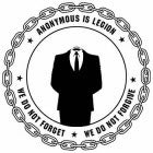 antisec anonymous hackers