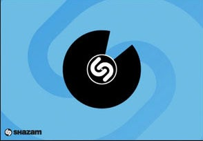 Shazam on BlackBerry